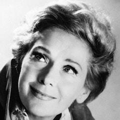 Dame Elisabeth Schwarzkopf