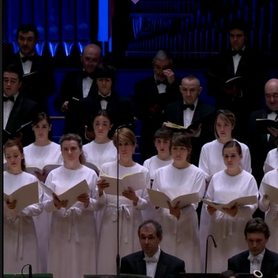 Orfeón Donostiarra Choir