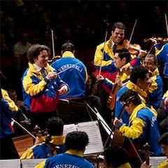 Simón Bolívar Symphony Orchestra of Venezuela