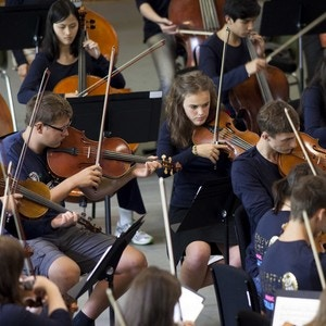 Verbier Festival Music Camp Orchestra