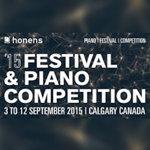 Honens Piano Competition