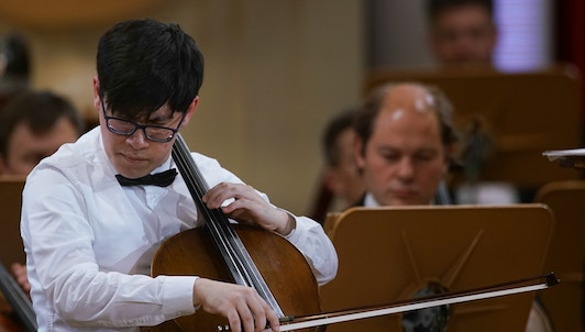 XVI International Tchaikovsky Competition: Cello Final (III/III)