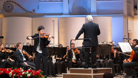 XVI International Tchaikovsky Competition: Violin Final (II/III)