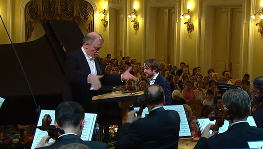 XVI International Tchaikovsky Competition: Opening Gala Concert