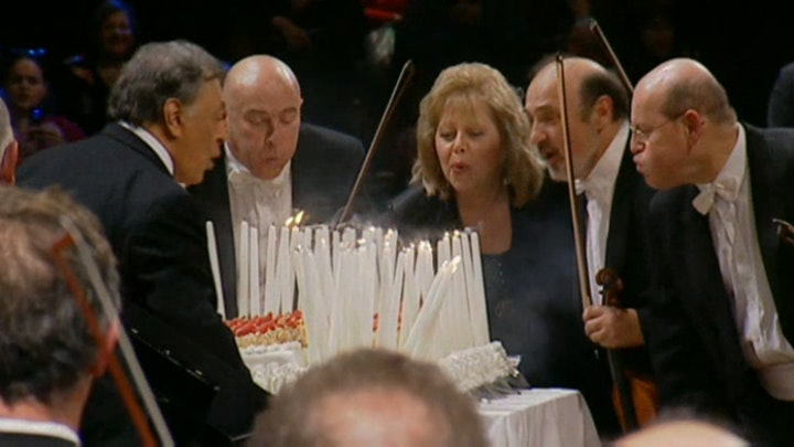 The Israel Philharmonic Orchestra's 70th anniversary