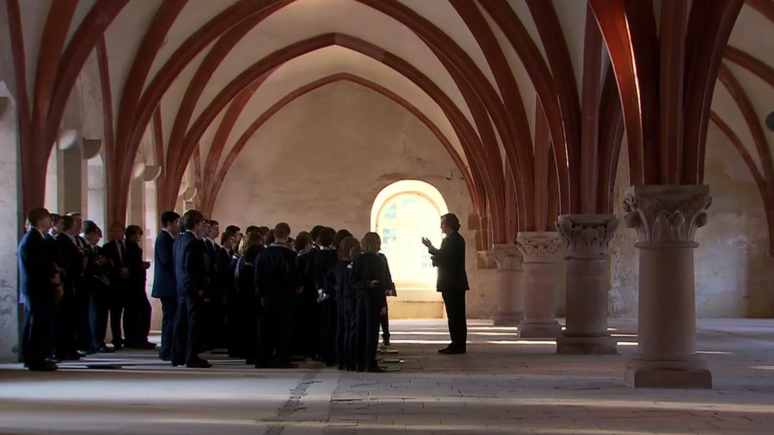 Die Thomaner : A Year In The Life Of The St. Thomas Boys Choir Of Leipzig