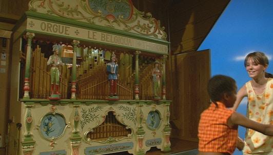 L'orgue de barbarie