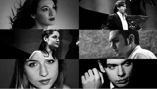 Julia et Suzanne Jérosme, Catherine Trottmann, Eduard Mas Bacardit, Laurent Arcaro et Tristan Pfaff interprètent Mozart