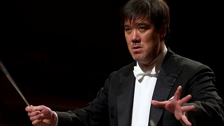 Alan Gilbert conducts Mahler's Symphony No. 2