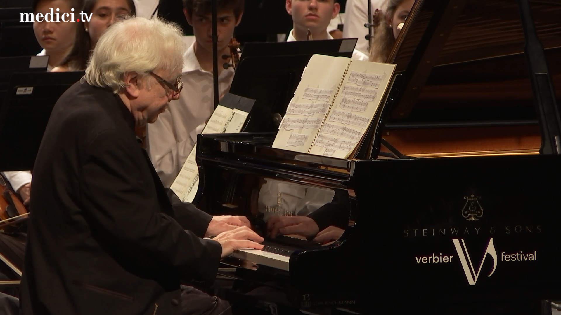Alain Altinoglu conducts Mozart and Mendelssohn – With Richard Goode