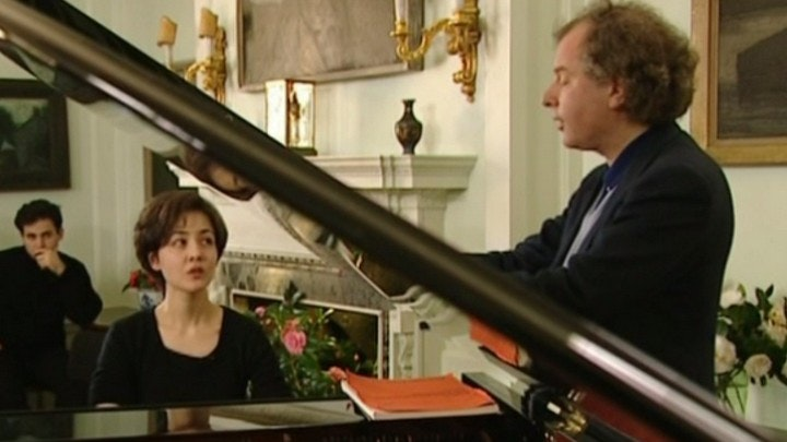 András Schiff teaches Schubert: Musical Moments No. 1, 3 and 4