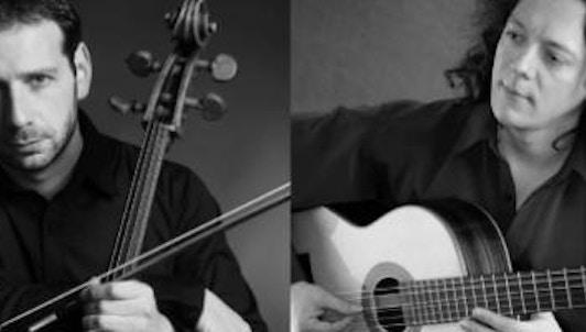 Boris Andrianov et Dmitri Illarionov jouent de Falla, Dowland, Tarrega, Sollima, et Piazzolla