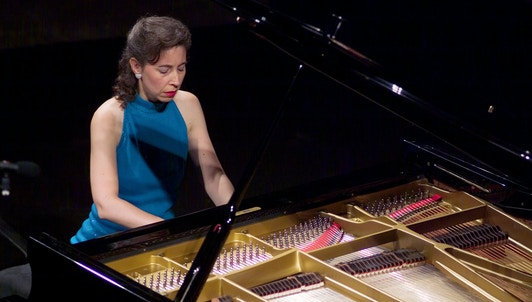 Angela Hewitt plays Bach's Goldberg Variations