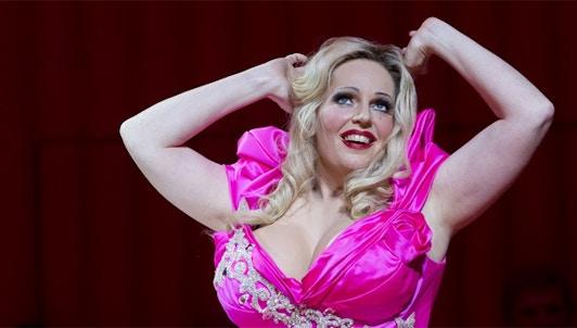La vie d'Anna Nicole Smith devient un opéra