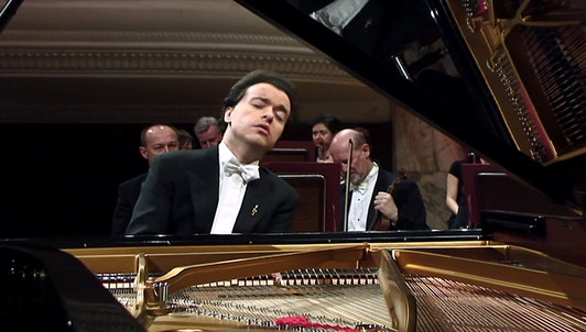 Nikolai Demidenko and Evgeny Kissin play Chopin's Piano Concerto No. 1 & 2