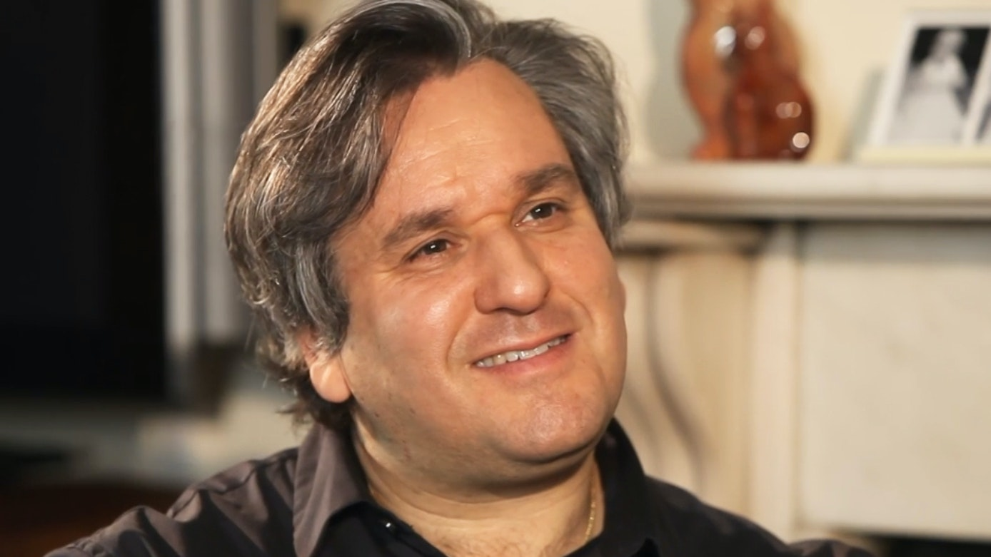 Dmitry Sitkovetsky: Interviews with Antonio Pappano