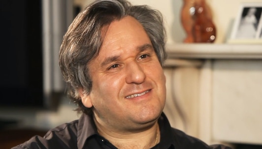 Dmitry Sitkovetsky: Interview avec Antonio Pappano