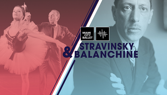 Apollo and Violin Concerto by Balanchine, music by Stravinsky