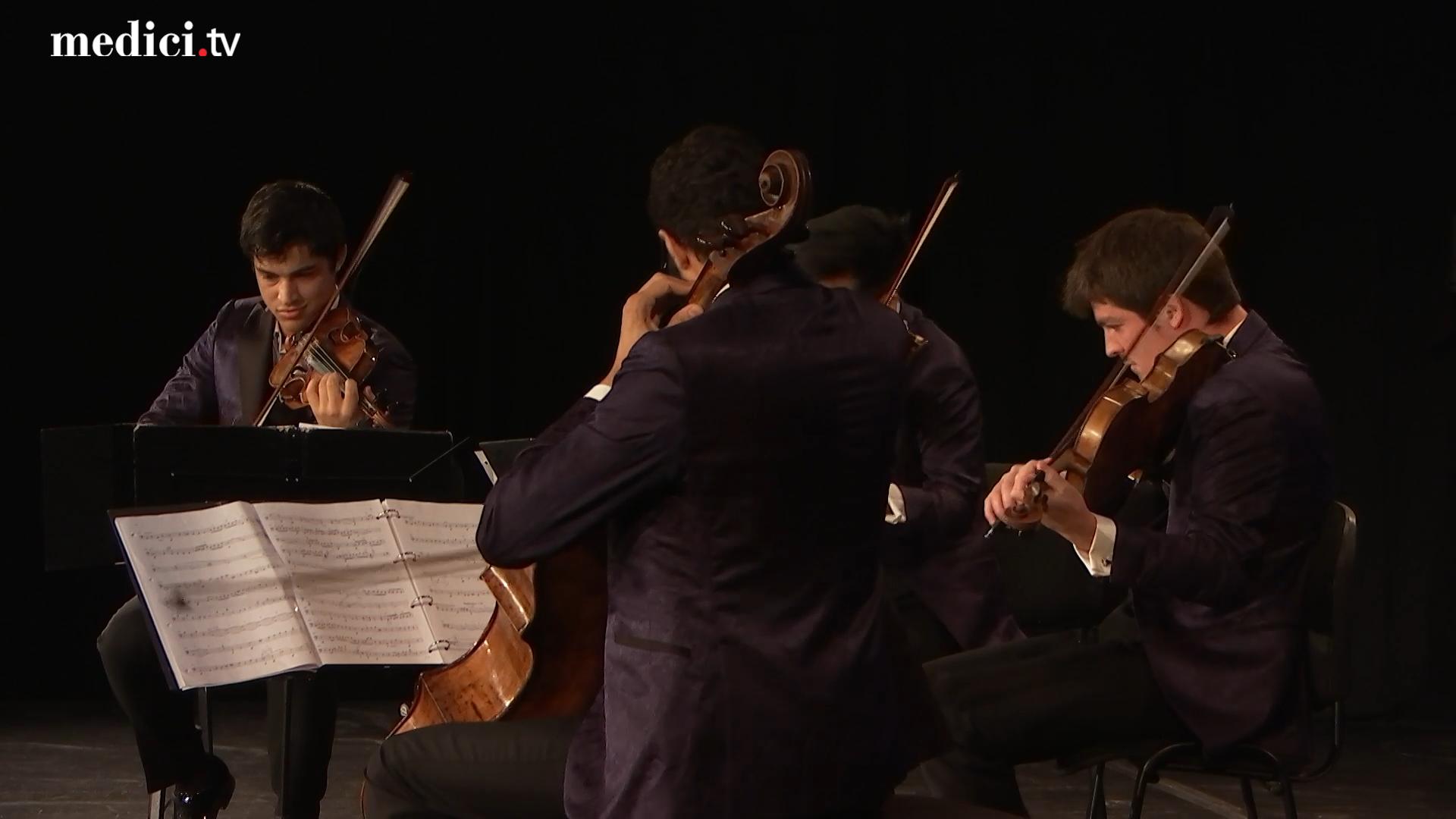 Sir András Schiff, Tabea Zimmermann et le Quatuor Arod interprètent Brahms et Schumann