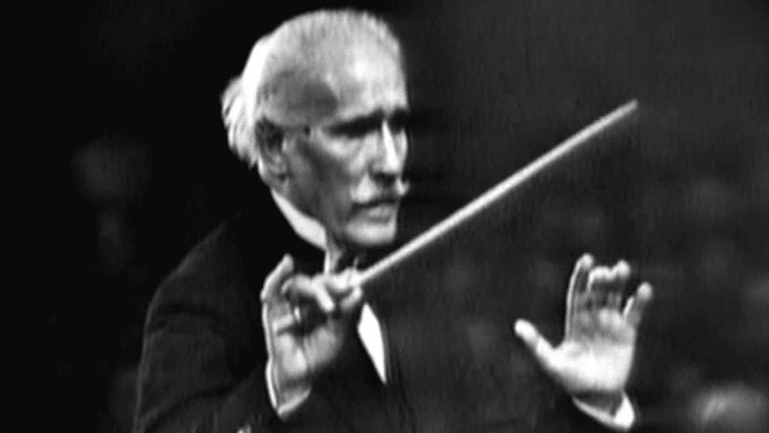 Arturo Toscanini conducts Wagner
