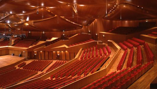 L'Auditorium Parco Della Musica, un projet architectural réalisé par Renzo Piano
