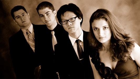 The Dover Quartet plays Beethoven: String Quartet in E minor
