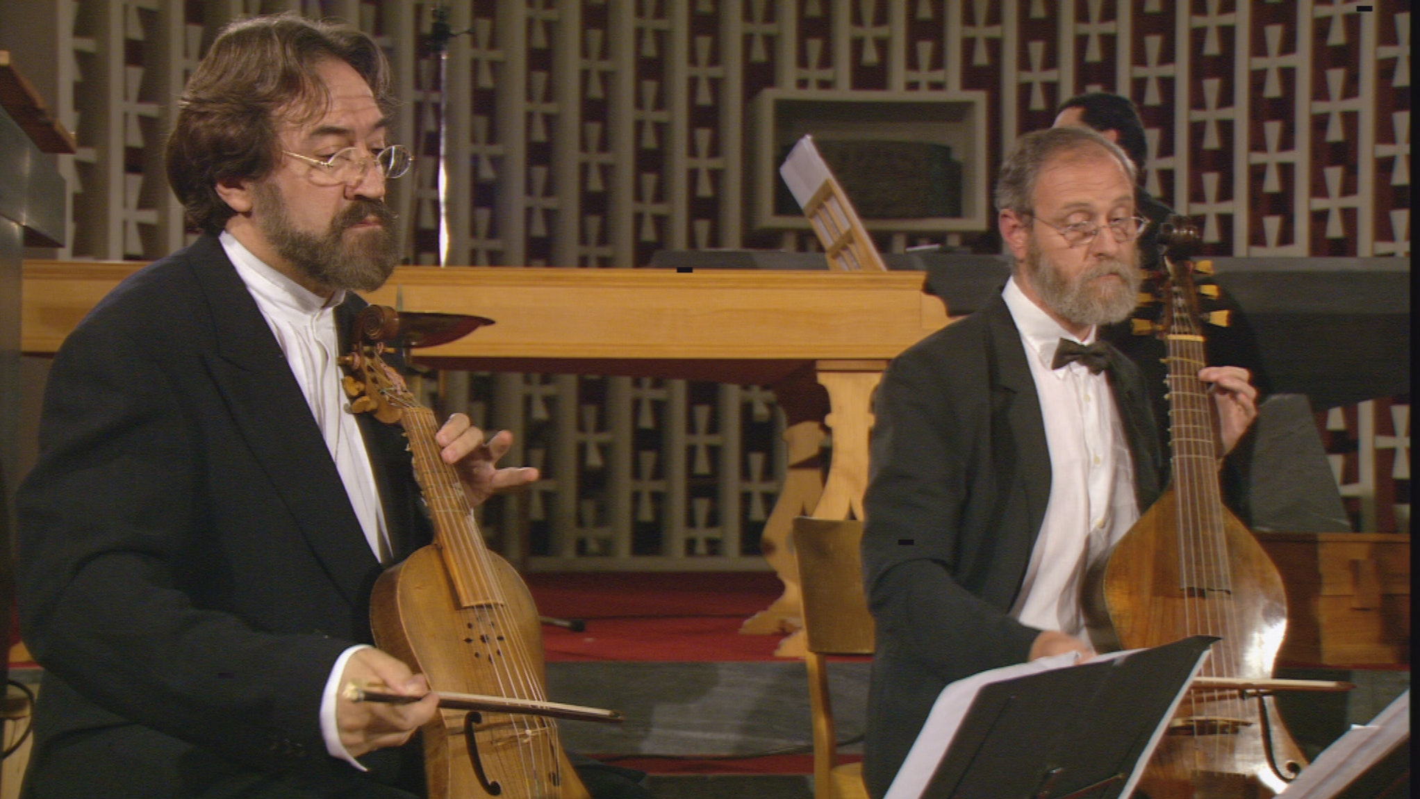 Baroque Renaissance - Vivaldi, from the score to the stage