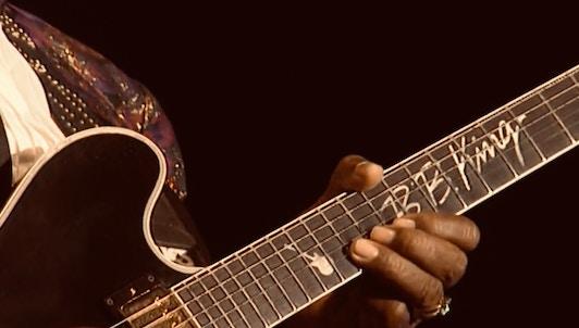BB King Live at Juan-les-Pins Festival
