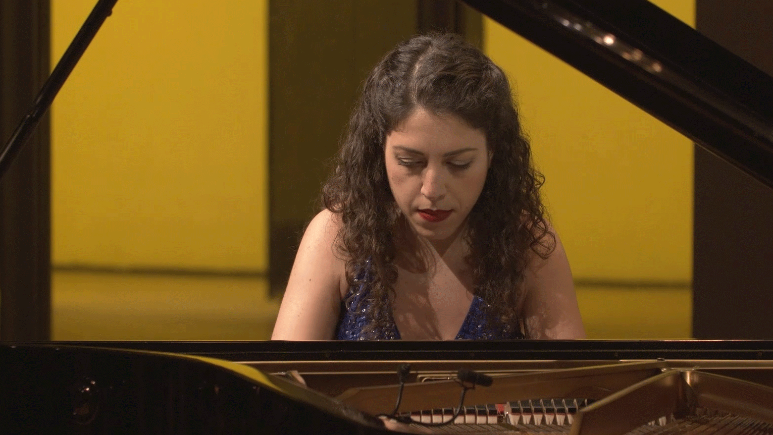 Beatrice Rana plays Schumann, Ravel, and Stravinsky