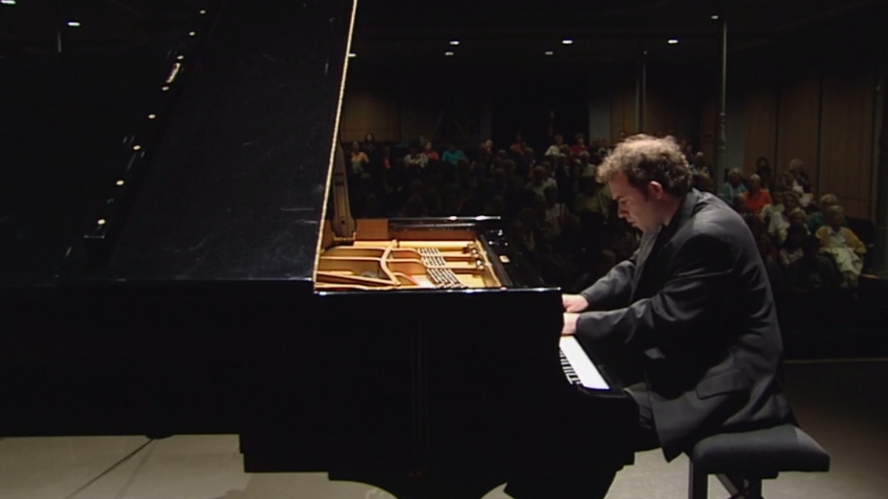 Behind-the-scenes of the Clara Haskil International Piano Competition
