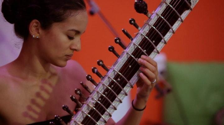 Anoushka Shankar, The Travel Behind