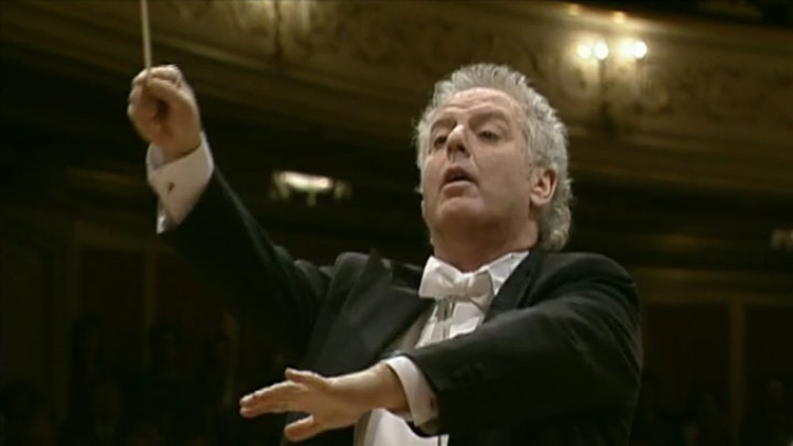 Daniel Barenboim conducts Beethoven, Liszt, Schumann and Wagner