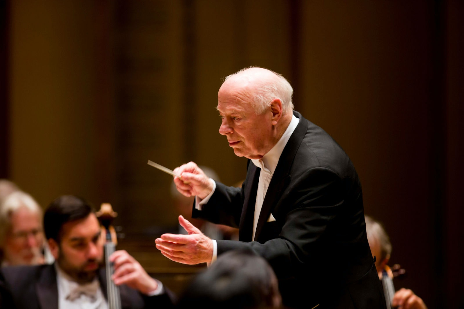 Bernard Haitink conducts Mozart and Bruckner – With Till Fellner