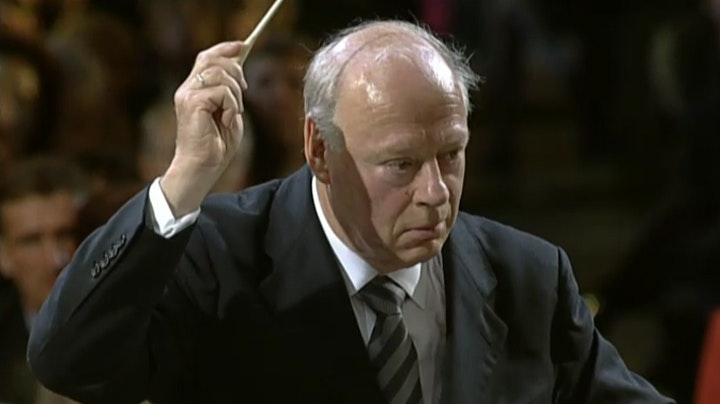 Bernard Haitink, Christine Schäfer and Emanuel Ax perform works by Mozart, Chopin and Schumann