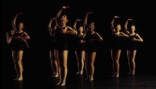 Black and White: Six Ballets by Jiří Kylián