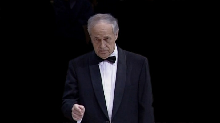 Pierre Boulez conducts Stravinsky and Debussy