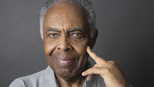 A Brazilian Soirée with Gilberto Gil