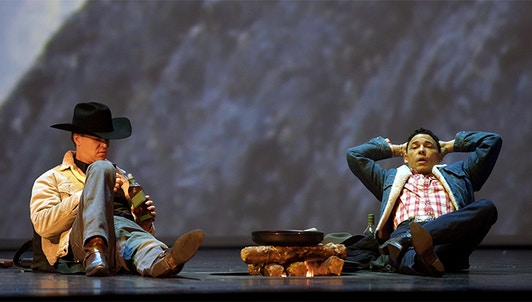 Wuorinen's Brokeback Mountain