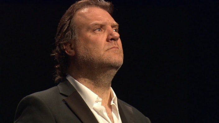 Bryn Terfel and Llyr Williams in a Lieder recital