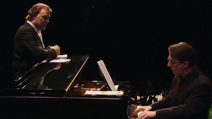 Bryn Terfel sings Schubert, Schumann, Quilter and Boito – With Llyr Williams