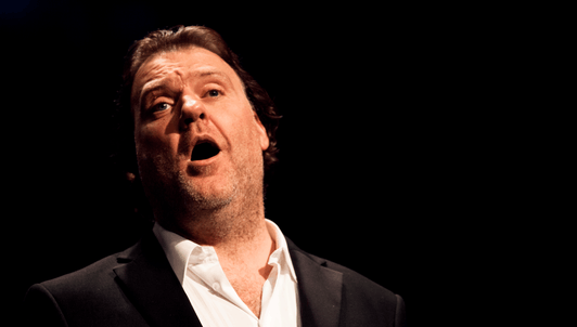 Bryn Terfel sings Schubert, Schumann, Quilter, and Boito – With Llyr Williams