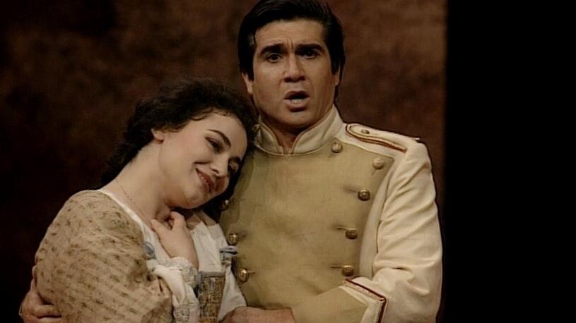 Carmen by Bizet