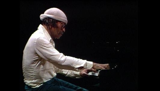 Cecil Taylor Piano Solo, Live in Munich