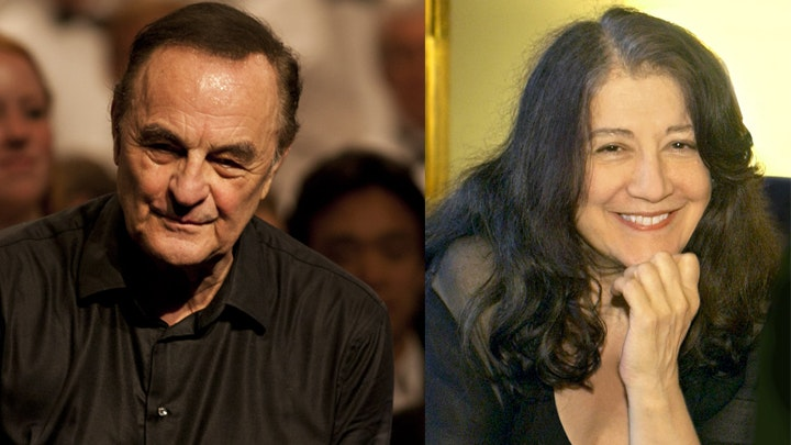 Charles Dutoit conducts Berlioz, Beethoven, Stravinsky, and Ravel – With the Orchestre symphonique de Montréal, and Martha Argerich