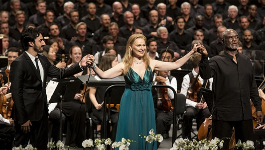 Charles Dutoit conducts Berlioz: The Damnation of Faust – With Ruxandra Donose (Marguerite), Charles Castronovo (Faust), Willard White (Méphistophélès)...