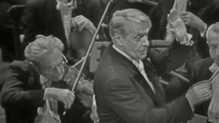 Charles Munch conducts Debussy and Ravel