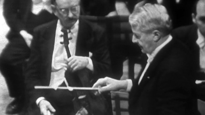 Charles Munch conducts Haydn and Bruckner