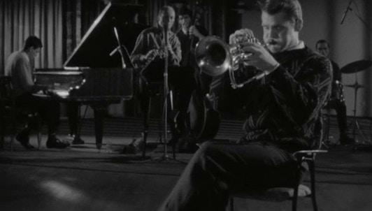 Chet Baker Quintet Live In Liège