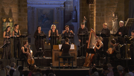 NEW VOD: Emiliano González Toro conducts Chiara Margarita Cozzolani's Vespers of the Virgin Mary — With I Gemelli