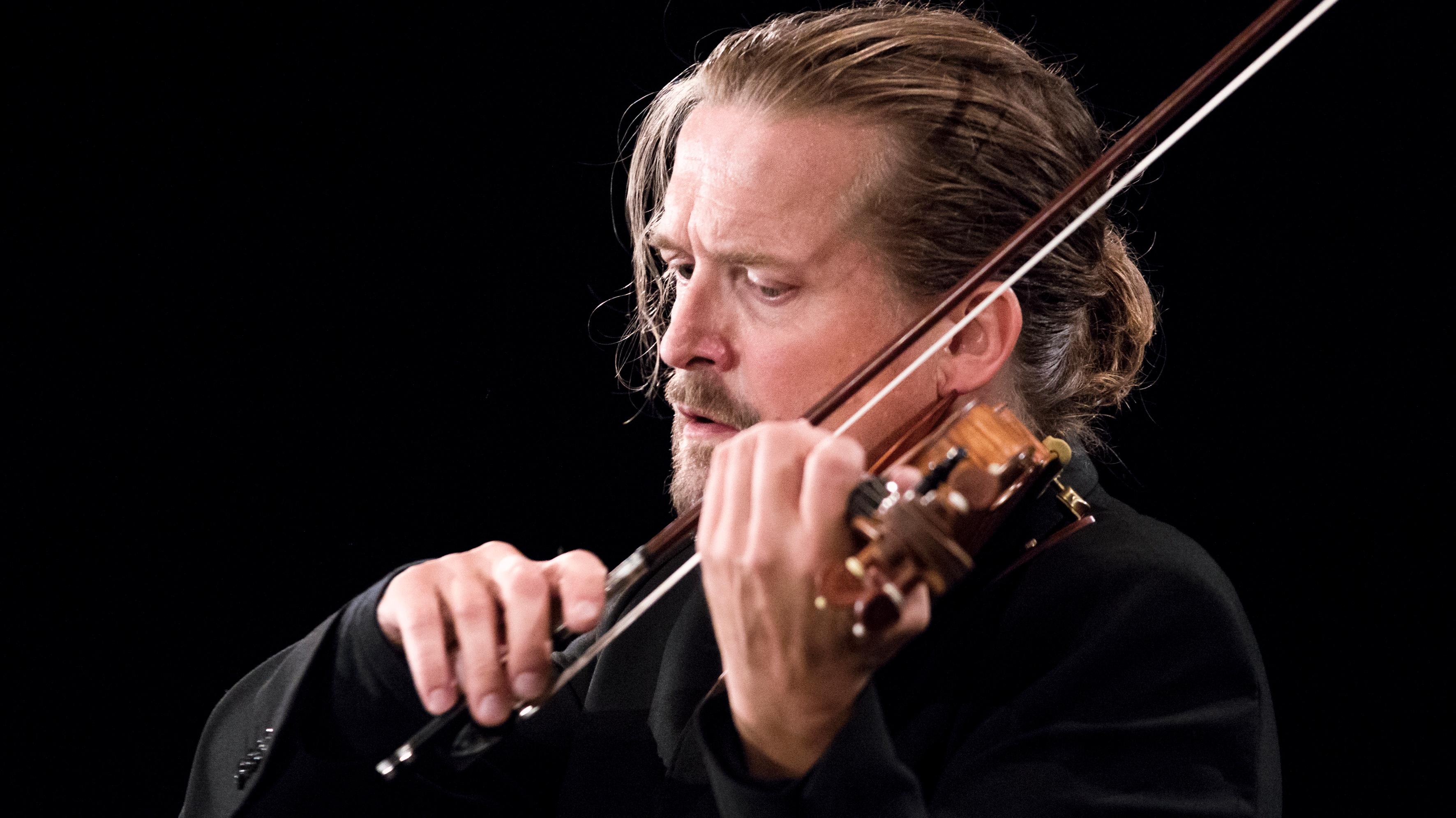 Christian Tetzlaff joue Ysaÿe, Bach et Bartók